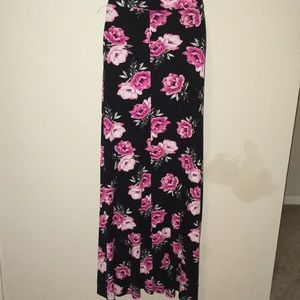 Charlotte Russe Skirts - Floral Wrap Style